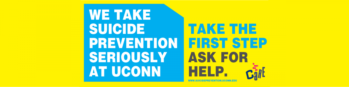 Suicide Prevention Seriously Banner