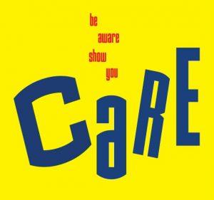 Be Aware Show You Care logo