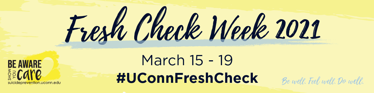 Fresh Check Week Web Banner